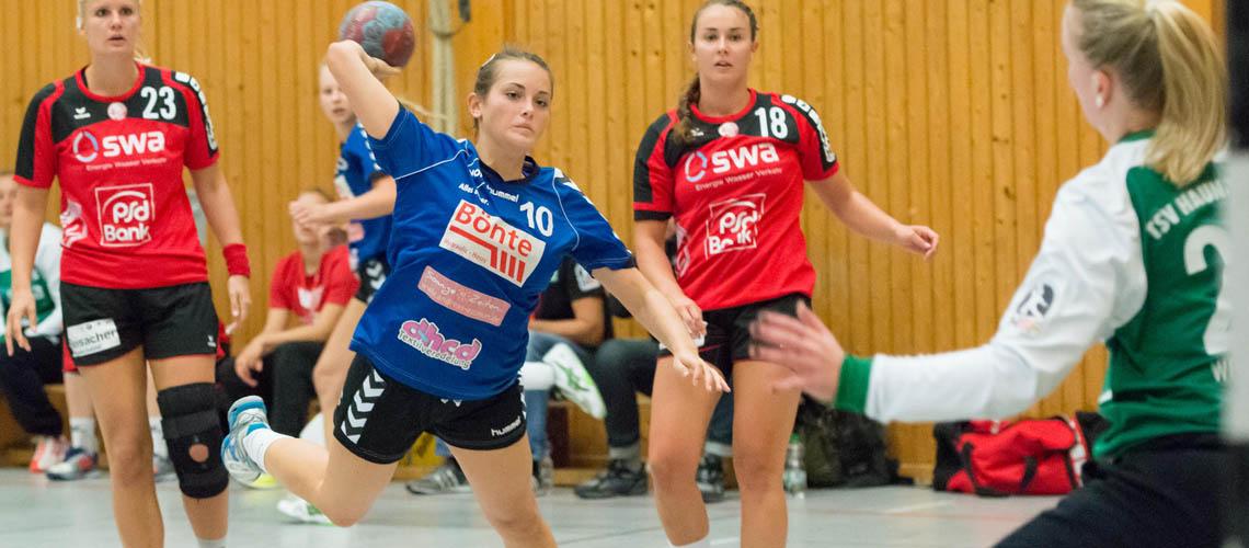 Damen I - Ba-Wü. Oberliga