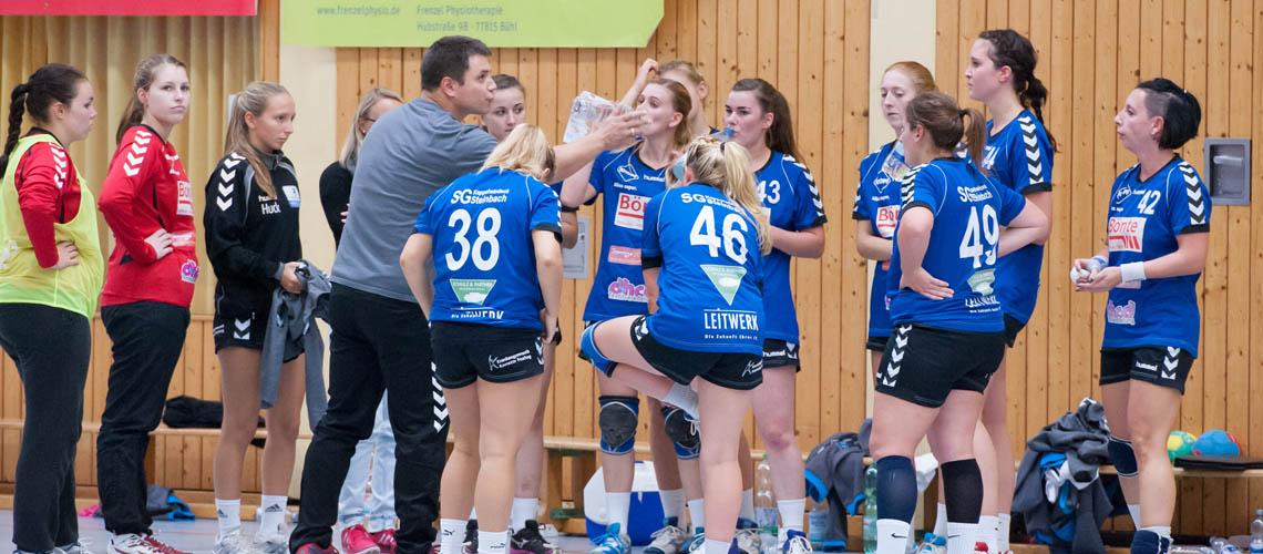 Damen II - Landesliga