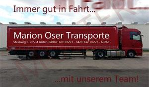 Oser Transporte - Steinbach