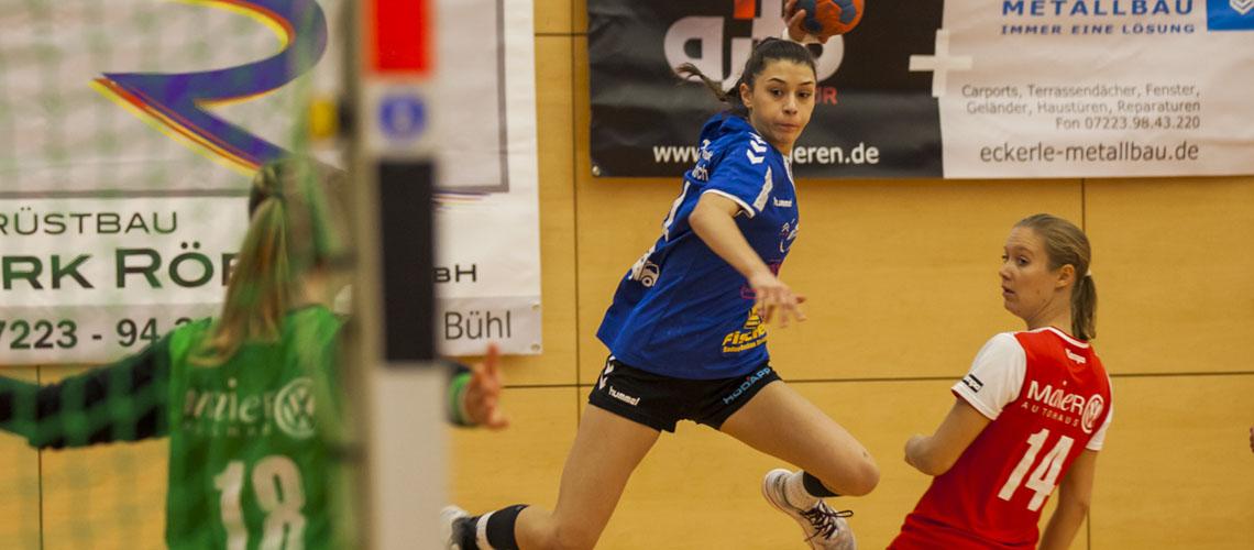 A-Jugend weiblich - Ba-Wü. Oberliga